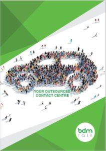 BDM Talk brochure