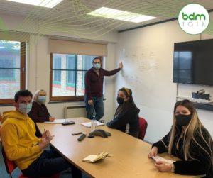 BDM Talk apprenticeship